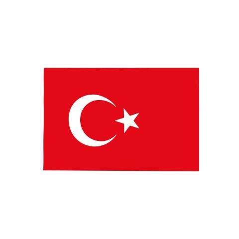 Buket 40x60 (alpaka) Türk Bayrağı