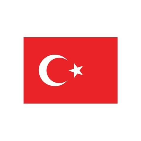 Buket 60 X 90 Cm Alpaka Türk Bayrağı