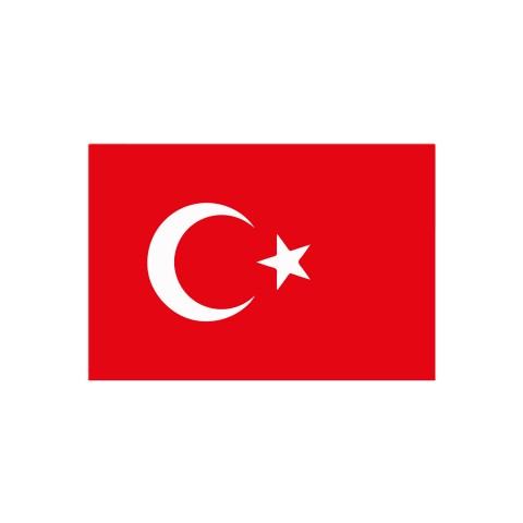 Buket Bkt-110 Polyester 150 X 225 Cm Türk Bayrağı