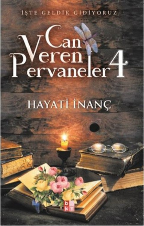 Can Veren Pervaneler-4 - Hayati İnanç