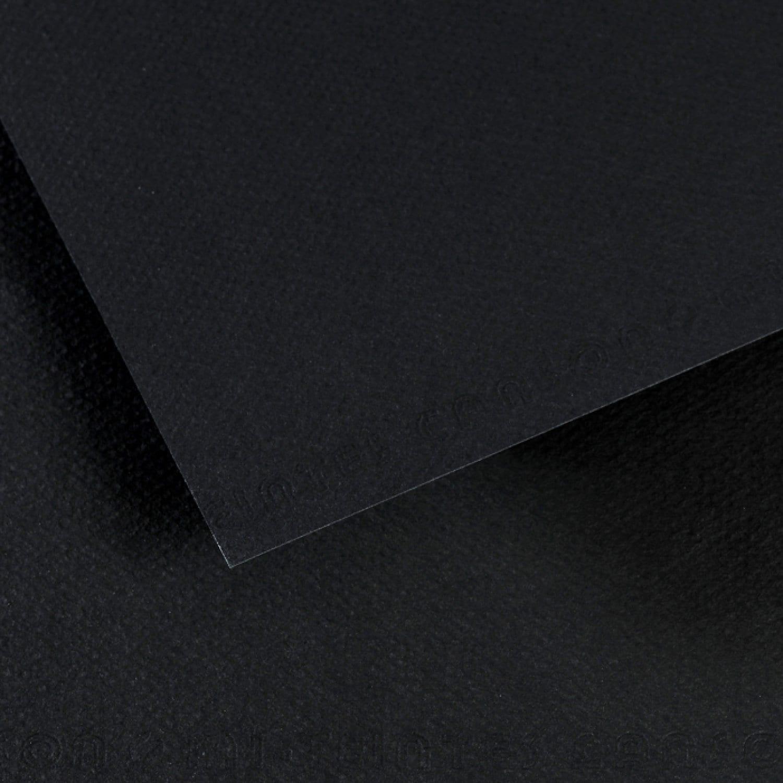 Canson 50 X 65 160 Gr Siyah Fon Kartonu (25li paket)