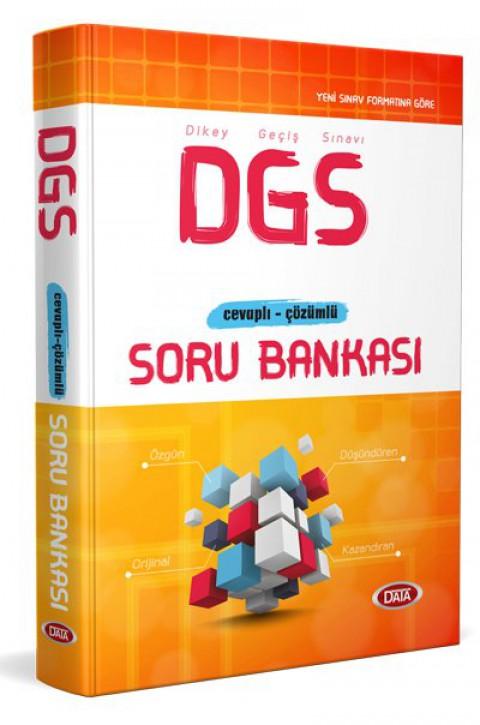DGS Soru Bankası Çözümlü  - Cevaplı - Data