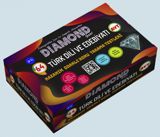 Diamond Ayt Edebiyat Yaprak Test - Gür