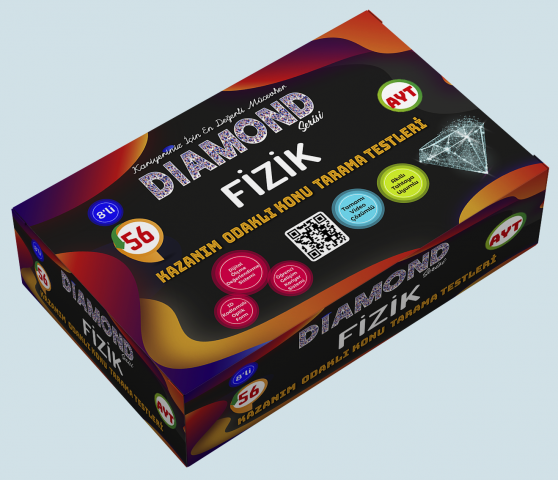 Diamond Ayt Fizik Yaprak Test - Gür