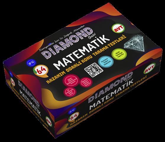 Diamond Ayt Matematik Yaprak Test - Gür