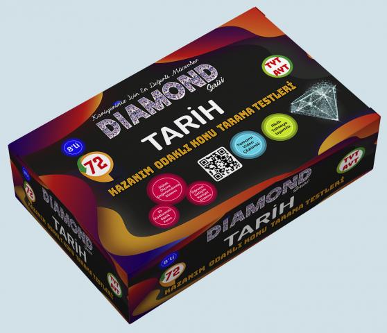 Diamond Tyt-Ayt Tarih Yaprak Test - Gür