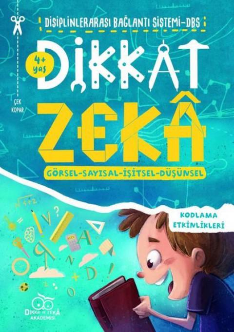 Dikkat Zeka 10+ Yaş Disiplinlerarası Bağlantı Sistemi DBS - Mehmet Türkdoğan