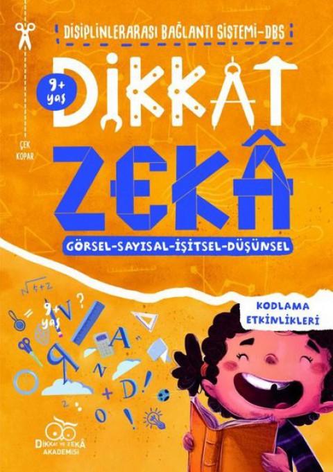 Dikkat Zeka 9+ Yaş Disiplinlerarası Bağlantı Sistemi DBS - Mehmet Türkdoğan