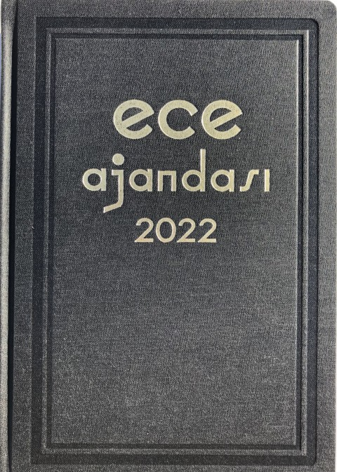 2022 Ece Ajandası 17*25 Anadolu