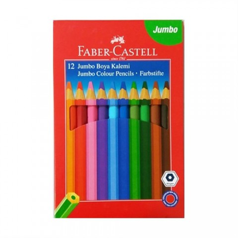 Faber-Castell Boya K. 12 R. Jumbo T.B. FSC
