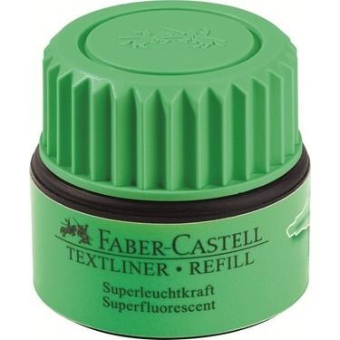 Faber Castell Fosforlu Mürekkebi, Yeşil