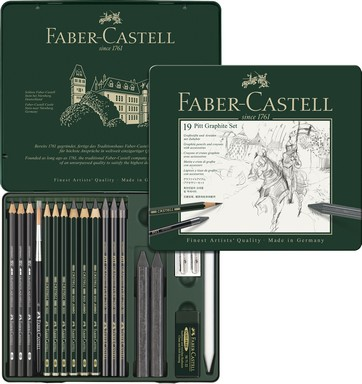 Faber Castell Pitt Grafit Seti