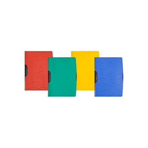 Faber Castell Renkli Sırttan Sıkıştırmalı Dosya