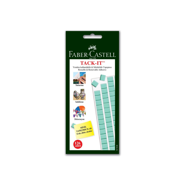 Faber Castell Tack-it 75 Gr Yeşilhamur Yapıştırıcı