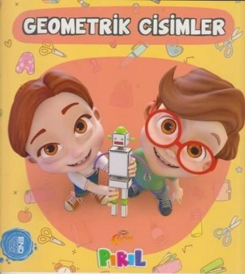 Geometrik Cisimler - Kolektif