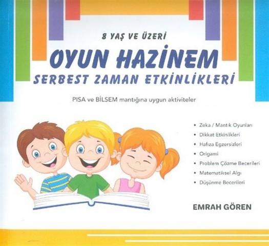 Hazine Yayınları 3. Sınıf Oyun Hazinem - Emrah Gören