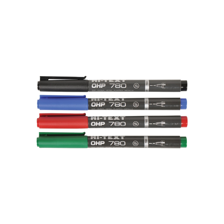 Hı-text (s) Mavi Asetat Kalemi
