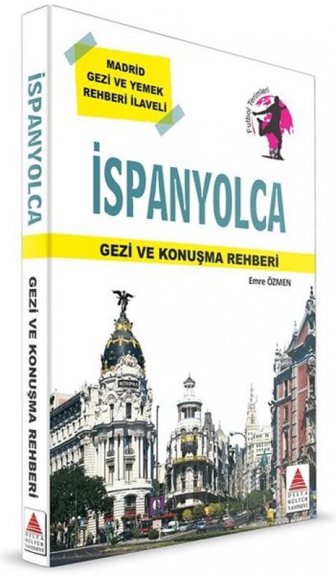 İspanyolca Gezi ve Konuşma Rehberi - Delta