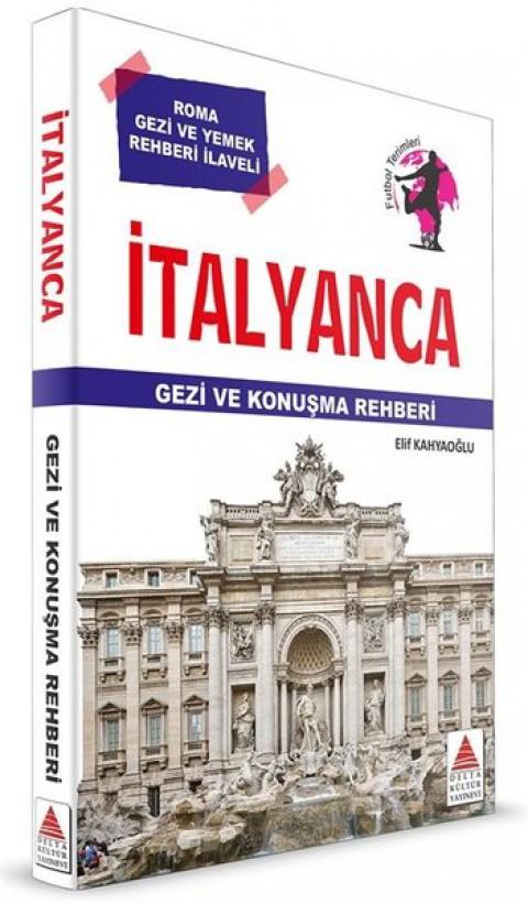 İtalyanca Gezi ve Konuşma Rehberi - Delta