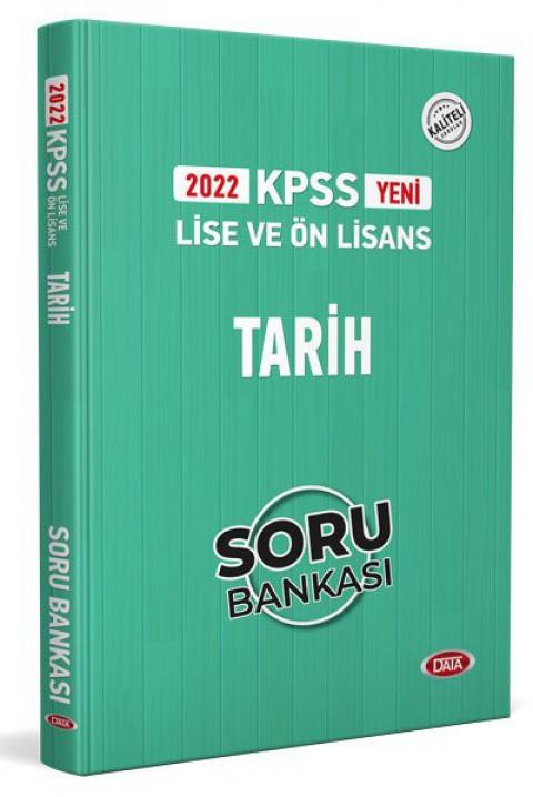KPSS Lise Ve Ön Lisans Tarih Soru Bankası 2022 - Data