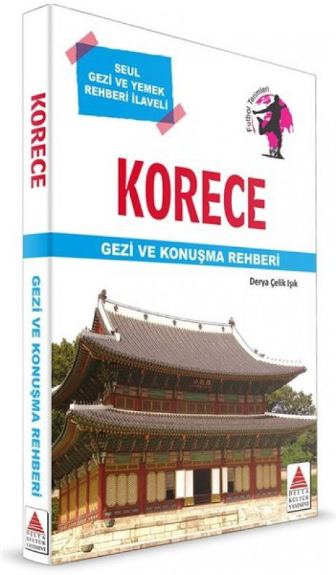 Korece Gezi ve Konuşma Rehberi - Delta