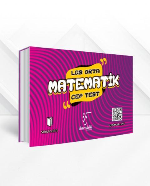 Lgs Cep Test Matematik (Orta) - Karekök