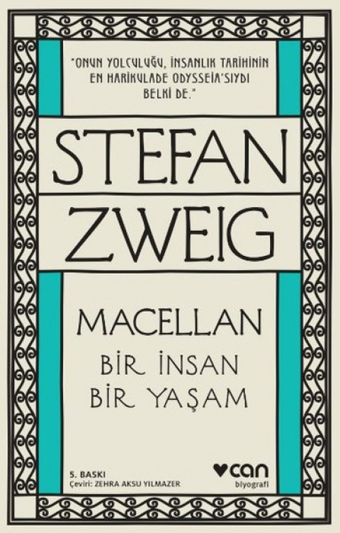 Macellan Yeni Kapak - Stefan Zweig