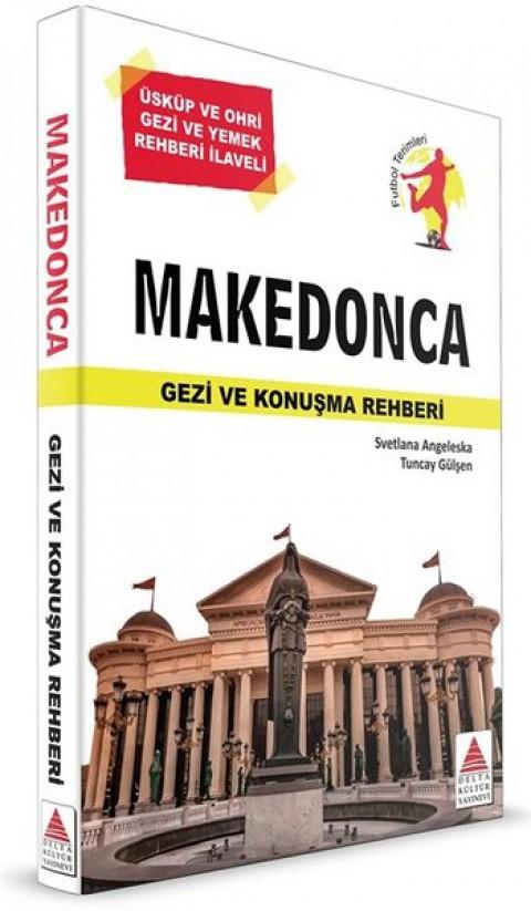 Makedonca Gezi ve Konuşma Rehberi - Delta