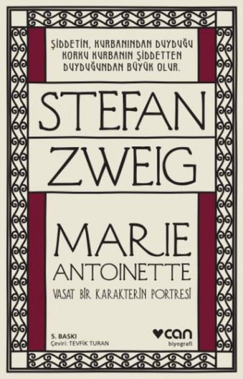Marıe Antoınette Yeni Kapak - Stefan Zweig