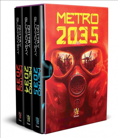 Metro 2033-2034-2035 (3 Kitap) - Dmitry Glukhovsky
