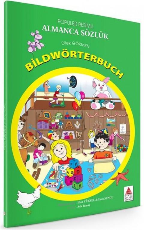 Popüler Resimli Almanca Sözlük