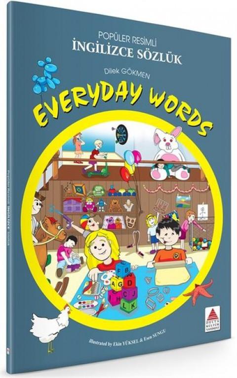 Popüler Resimli İngilizce Sözlük