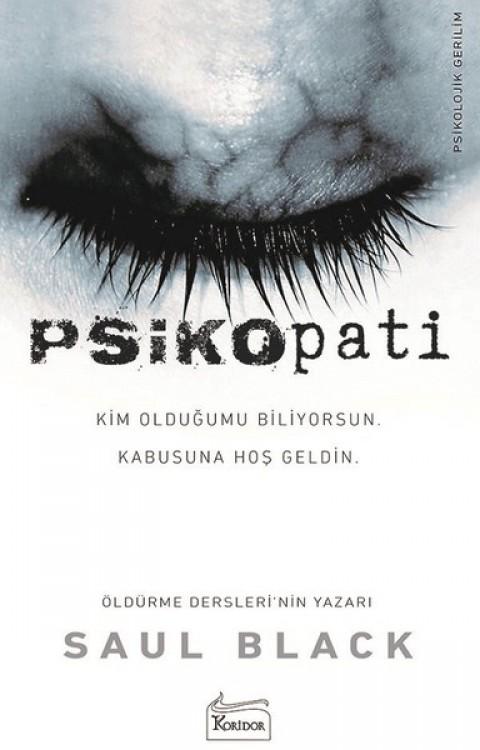 Psikopati - Saul Black