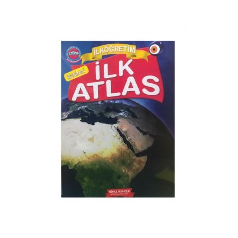Resimli Kuşe Kağıt İlk Atlas
