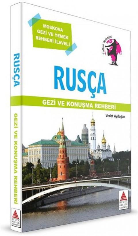 Rusça Gezi ve Konuşma Rehberi - Delta