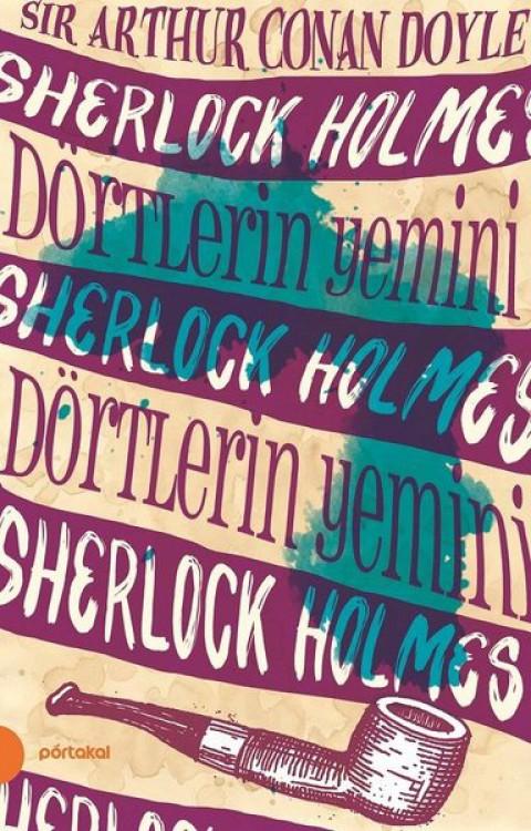 Sherlock Holmes-5 Dörtlerin Yemini - Sir Arthur Conan Doyle