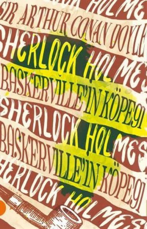 Sherlock Holmes-7 Baskervillein Köpeği - Sir Arthur Conan Doyle