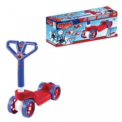 Spider 4 Tekerlekli Çocuk Scooter Katlanır Direksiyon