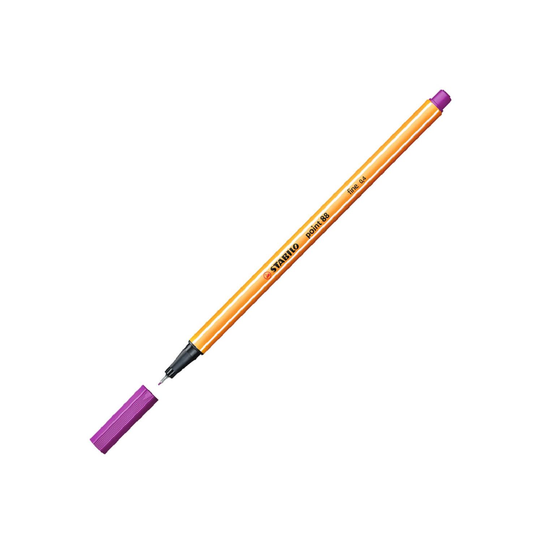 Stabılo Point 88 Lila Keçe Uçlu Kalem