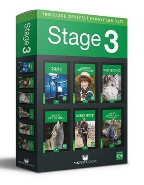 Stage 3 İngilizce Hikayeler MK Publications - Kolektif