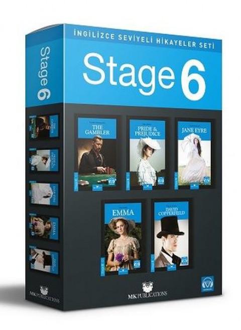 Stage 6 İngilizce Hikayeler MK Publications - Kolektif