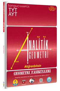 TYT-AYT Geometri Fasikülleri-Analitik Geometri - Tonguç