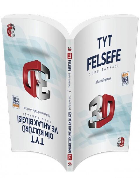 TYT Felsefe - Din Kültürü Soru Bankası - 3D