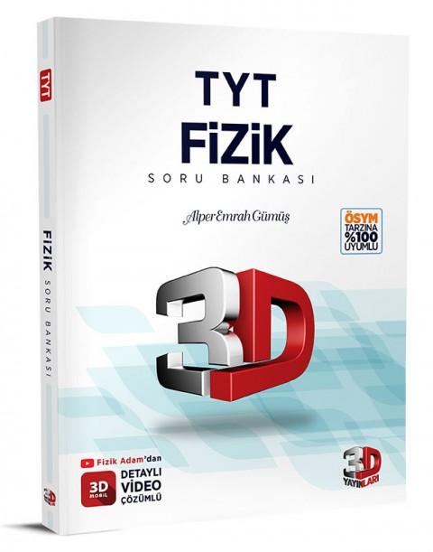 TYT Fizik Soru Bankası - 3D