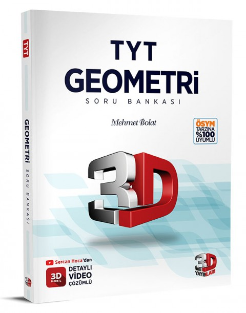 TYT Geometri Soru Bankası - 3D