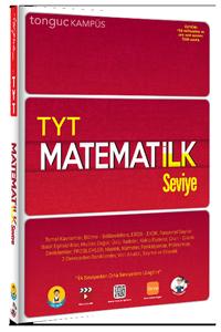 TYT MatematİLK Seviye Soru Bankası - Tonguç