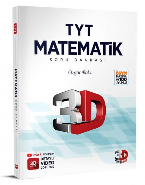 TYT Matematik Soru Bankası - 3D