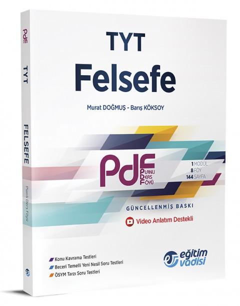TYT PDF Felsefe - Eğitim Vadisi