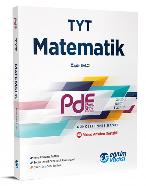 TYT PDF Matematik - Eğitim Vadisi