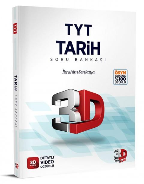 TYT Tarih Soru Bankası - 3D